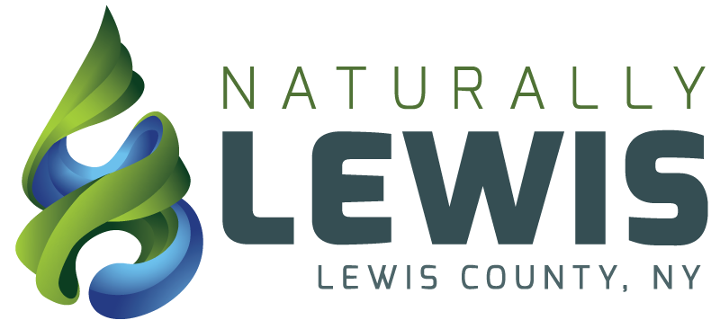 Naturally Lewis, Lewis County, NY logo