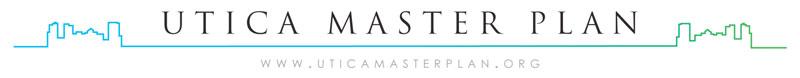Utica Master Plan Logo