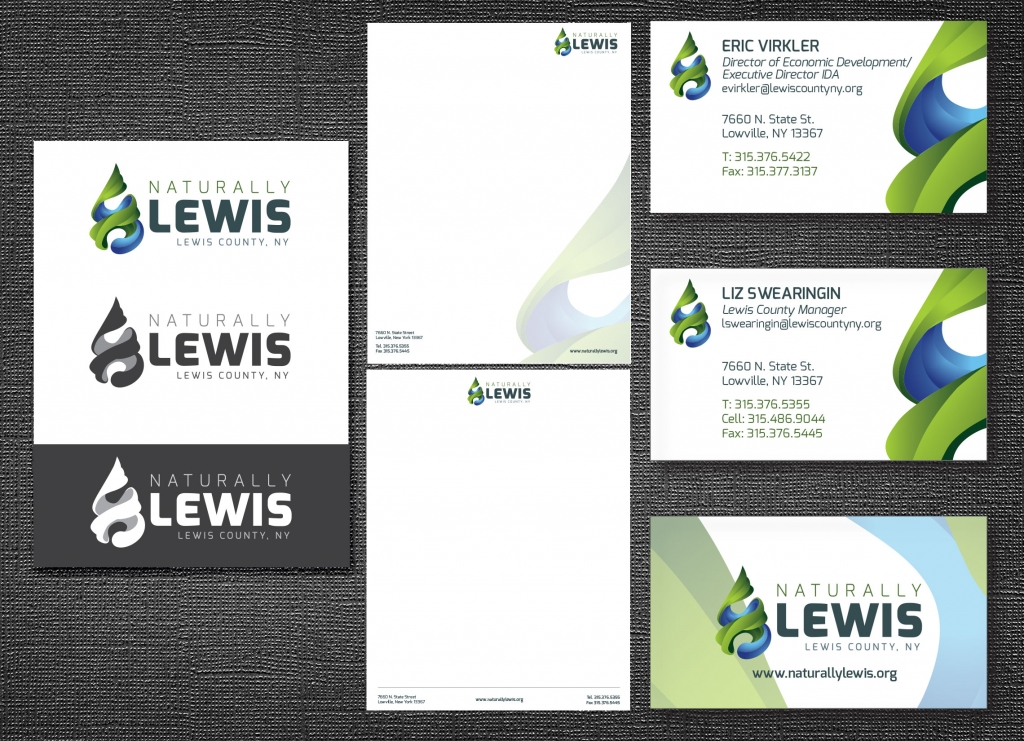 Naturally Lewis Stationary